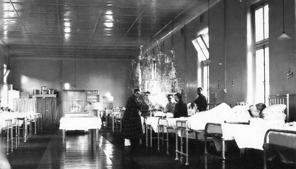 Gibraltar_Colonial_Hospital_ward